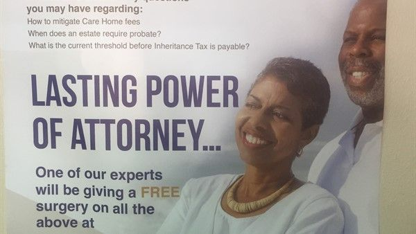 Lasting Power of Attorney A free seminar by Approved Wills